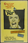THE FLY Movie Poster 1958 Vincent Price