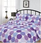 NEW PATTERNED POLYCOTTON SINGLE DUVET SET WITH A PILLOW CASE