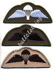 Airborne Wings TRF's - Blue, Black and Beige
