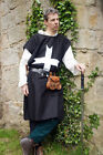 Teutonic/Medieval/LARP/SCA/Re enactment/KNIGHTS HOSPITALLER Surcoat all sizes