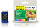 Remanufactured Jettec HP 57 Colour Ink Cartridge for Photosmart 245xi & more