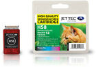 Remanufactured Jettec HP58 Printer Ink Cartridge for Deskjet 3650 & more