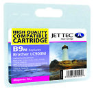 Compatible Jettec LC900 Magenta Ink Cartridge for Brother DCP Fax MFC Printers