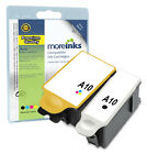 2 Compatible Advent ABK10 / ACLR10 Black / Colour Ink Cartridges for Printers