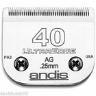 ANDIS UltraEdge Steel Blades Fit Oster, Wahl, Laube AG /BG /A5 Clippers Pet Grooming