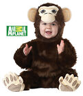 Monkey Chimpanzee Infant Baby Costume