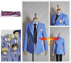 Anime Ouran High School Host Club School Uniform Cosplay Costume Custom Made