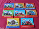 THOMAS  AND FRIENDS TV SERIES BOOKS (AS PHOTO PLUS OTHER TITLES)