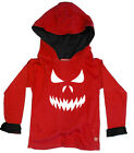 Stardust Kids Cotton Hoody 'Scary Face' (Various Colours) Boys & Girls
