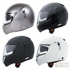 Caberg Justissimo GT Double Visor DVS Flip Up Front Motorcycle Motorbike Helmet