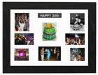 16X20 PERSONALISED 30TH BIRTHDAY MULTI APERTURE MOUNT PHOTO/PICTURE FRAME NEXT D