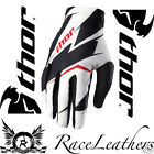 2013 THOR VOID WHITE BLACK RED MOTOCROSS MOTO-X MX ENDURO DIRT BIKE QUAD GLOVES