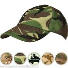 MENS CAP BRITISH ARMY RIPSTOP HAT MTP MULTICAM BASEBALL CAP FISHING HIKING CADET