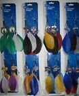 NBA Fan Feather Hook  Earrings - Pick Team on eBay