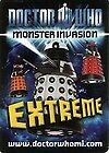 Dr Who Monster Invasion Extreme 277-311 Common Cards Choose Amy Card Form List.
