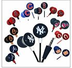 iHip MLB Baseball Earbuds Earphones - Pick Team