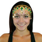 NEW SEXY RHINESTONE HEADBAND BELLY DANCE ACCESSORY CHEAP LOW PRICE FREE SHIPPING