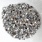 1000 Rhinestones Crystal Flat Back Acrylic Faceted 1mm 2mm 3mm 4mm 5mm 7mm 11mm фото