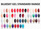 BLUESKY, NAIL POLISH, UV/LED GEL. Colours 01-25, or Top or Base