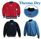 H2O Sweatshirt ThermoDry Pique Trainingssweat  Pullover S-XXL rot navy hell blau