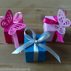 Smal Square Favour Boxes - Die Cuts - Party - Jewellery - Wedding - Christmas
