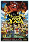 THE SIMPSONS TV Show POSTER Treehouse of Horror