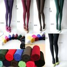 120D Opaque Withfoot Tights Stockings Pantyhose multiple colour hos073