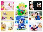 Colorful Baby photo props baby photography props master chef