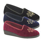 NEW ZEDZZZ 'FAY II'' WOMENS HIGH QUALITY MULTI COLOURS TEXTILE SLIPPER UK SIZES