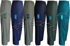 """New Mens Fully Elasticated waist smart casual Rugby trousers W32"""" - W56"""""""