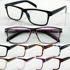 L141 Superb Quality Reading Glasses Spring Hinge Large Frame Modern Style Design