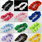 25m Nylon Macrame Rattail Chinese Knot Cord Thread Bracelet Braid Jewelry Making