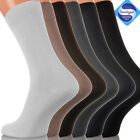 100% COTTON ANTI-BACTERIAL NON ELASTIC SOCKS WITH SANITIZED
