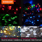 *NEW* LARGE LED Various String Fairy Tree Lights Christmas UK Company & VAT