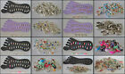 24, 30, 70 or 80 Assorted Mixed Toe Rings Jewellery. Choice of colours & Designs