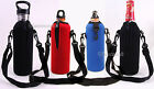 750ml Water Bottle Insulated Neoprene Cover Holder Carrier Bag/Botella Bolsa sac