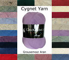 Cygnet Grousemoor ARAN acrylic with 25% Knitting Wool Yarn 400g
