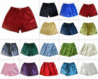 Mens Thai Silk Boxer Shorts 1 pcs M - L - XL - XXL 16 Colors Sleepwear Underwear