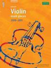 ABRSM - SELECTED VIOLIN EXAM PIECES (2008-2011 EDITION) *DIFFERENT GRADES*