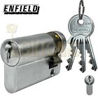 Enfield Garage Van Door Roller Shutter Key Switch Half Euro Cylinder Lock Barrel