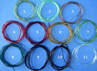 STANDARD SIZE TUBING -- Fly Tying for Bodies Ribbing