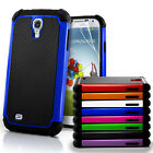 Heavy Duty Armour Shock Proof Builders Workman Case Cover for samsung galaxy s4