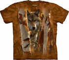 The Guardian Adult  Animals Unisex T Shirt The Mountain