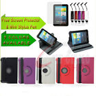 New Case Cover 360 Degree Rotating  for Samsung Galaxy Tab2 P3100 P3110 7 Inch
