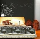 Airy Dandelion - Stunning Large Wall Stickers Decal High Quality. Many colours.
