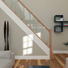 Glass & Oak Landing And Staircase Balustrade Kit