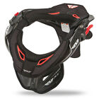 NEW 2014 FLY RACING PRO LITE LEATT CARBON FIBER Neck Brace Black ATV Motocross