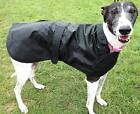 Dog Coat Waxed Cotton Jacket Water Proof Greyhound Whippet Lurcher British Wax