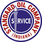 Standard Oil Company Vinyl Decal / Sticker ** 5 Sizes **