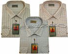 Traditional Country Classics Long Sleeve Check Shirts 3xl - 6xl By Tom Hagan